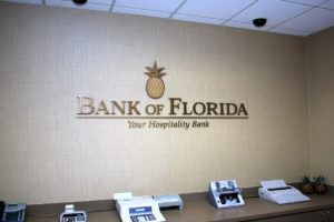 Dimensional Letters_Bank of Florida