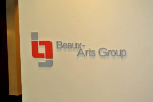 Dimensional Letters_Beaux Arts Group_SarasotaFL