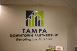 Dimensional Letters_Tampa Downtown Partnership_TampaFL
