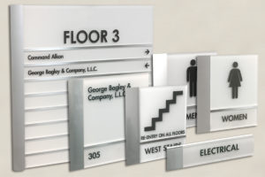 Interior Sign System Custom 1
